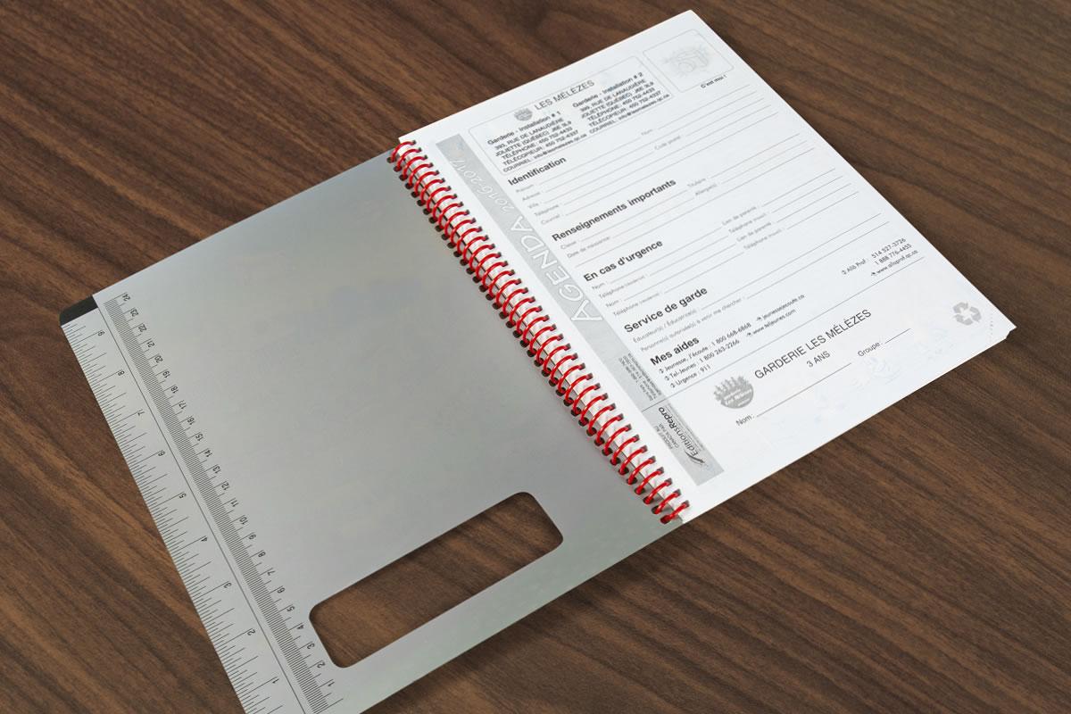 expert agenda  u0026 planner printing