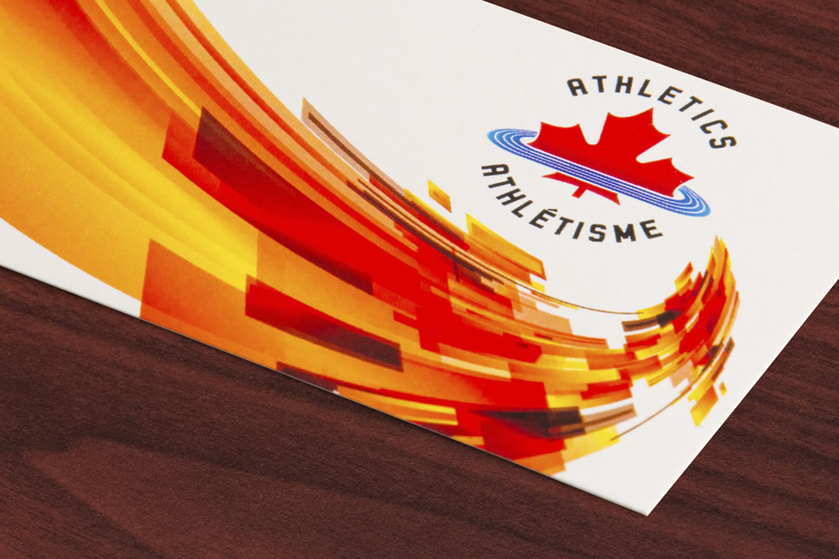 Expert Business Card Printing | The Evolution Group