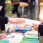 Prospects will judge your trade show presence by its cover